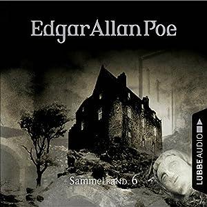 Edgar Allan Poe: Sammelband 6 (Edgar Allan Poe 16-18) Performance