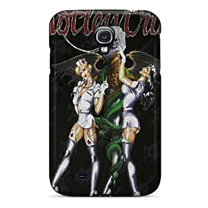 Top Quality Rugged Motley Crue Case Cover For Galaxy S4