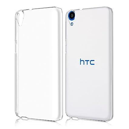 Funda Carcasa Gel Transparente para HTC Desire 820 Ultra ...