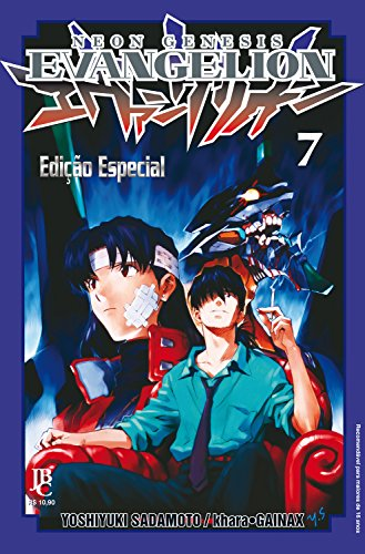 Neon Genesis Evangelion Especial - Volume 7