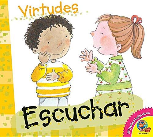 Download Escuchar / Listening (Av2 Virtues) (English and Spanish Edition) ebook