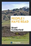 People I Have Read