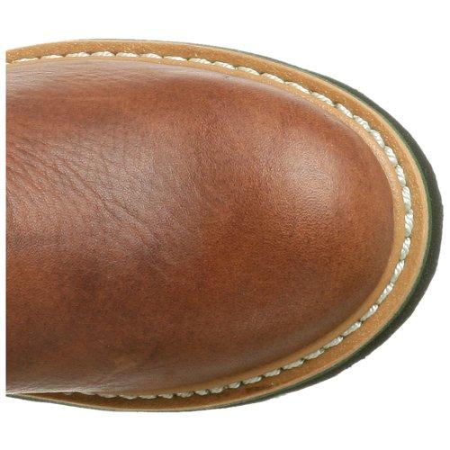 John Deere ,  Jungen Cowboystiefel , braun - braun - Größe: 34 EU