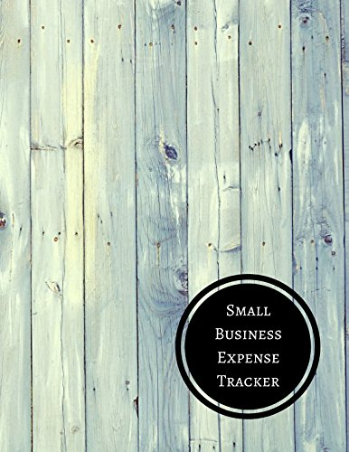 Small Business Expense Tracker: Income And Expenses Log