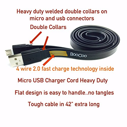Micro USB Cable Samsung 3ft USB Charger Cable for Android - High ...