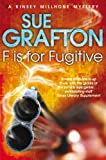 Front cover for the book F is for Fugitive by Sue Grafton