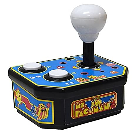 Ms. Pac-Man Plug and Play Classic Arcade TV Game