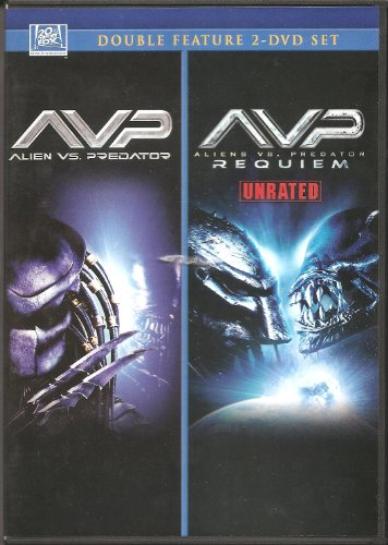 Alien vs. Predator/AVP - Requiem/Unrated Double Feature