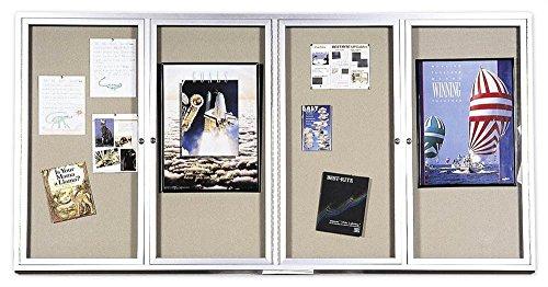 d Cabinet w Hinged Door (4 Door/144 in. W x 48 in. H) ()
