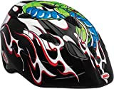 Bell-Tater-Bike-Helmet-BlackRed-Snakebite-Kids