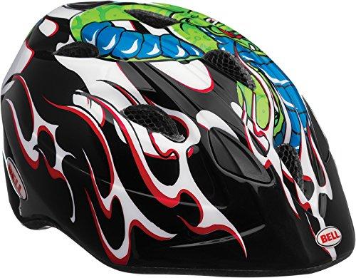Bell-Tater-Bike-Helmet-BlackRed-Snakebite-Kids