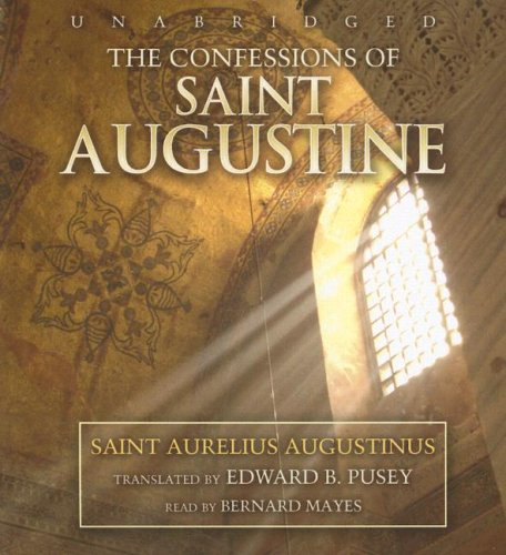 The Confessions of Saint Augustine by Blackstone Audio Inc.
