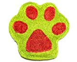 Eco-Loofah EPetDW-LG Original Dog Wash Paw, My Pet Supplies