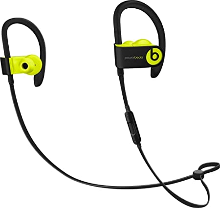 Powerbeat-s3 Wireless in-Ear Headphones – Yellow