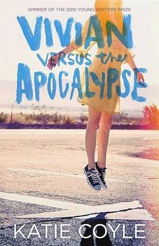book cover of Vivian Versus the Apocalypse