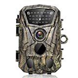 Highwild Trail Game Camera 18MP 1080P Waterproof Hunting Scouting Cam for Wildlife Monitoring