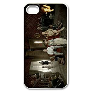 J-LV-F Customized Print American Horror Story Pattern Back Case for iPhone 4/4S