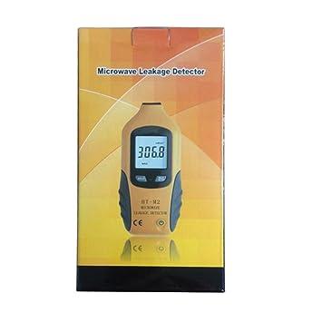 ht-m2 microondas detector de fugas de alta precisión Medidor de ...