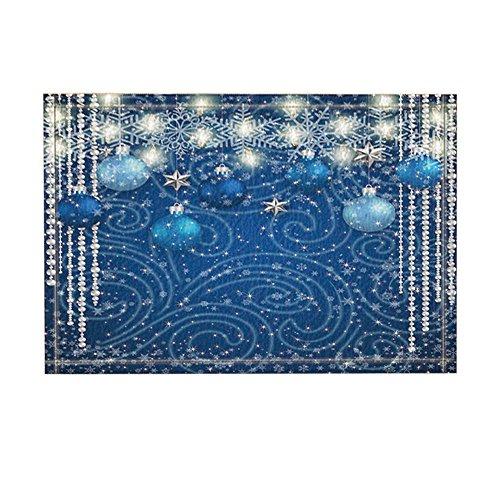 light blue prayer mat - 8