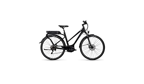 Bicicleta eléctrica CUBE Touring Hybrid 500 Pro Trapeze 2016-H 46 cm.: Amazon.es: Deportes y aire libre