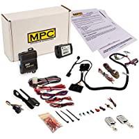 Complete Remote Start & Keyless Entry Kit Compatible with Select Ford & Lincoln Vehicles [2011 - 2015]. Kit is Prewired and Includes a T-Harness To Simplify the Installation!