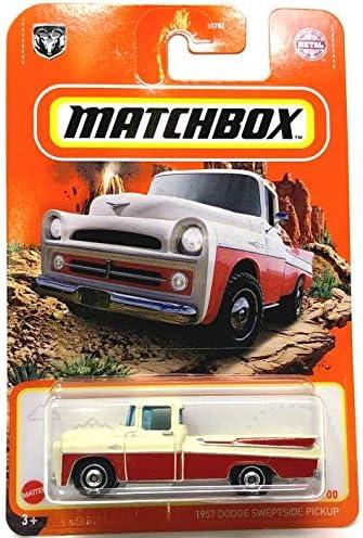 MBX Matchbox 1957 Dodge Sweptside Pickup 2//100