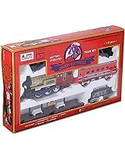 Union Express Train Set for Kids, 12 Pieces, Multi Color
