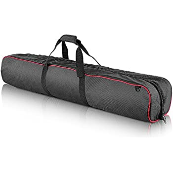 Fenstore Heavy Duty Photographic Tripod Carring Case 70 x 12 cm Monopod Padded Carrying Bag Package with Strap for Light Stands Boom Stand Tripods 31.5 X 4.7