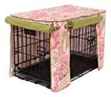 Crate Covers and More Pretty in Pink with Leaf Stagecoach, Double Doors