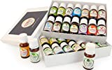 Ultimate Aromatherapy 100% Pure Therapeutic Grade Essential Oils Set (Essential Oil Gift Pack)- 28/ 10 ml