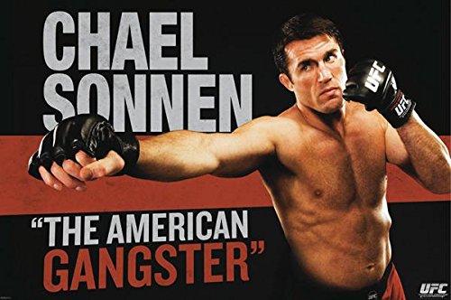 UFC - Chael Sonnen Poster Print
