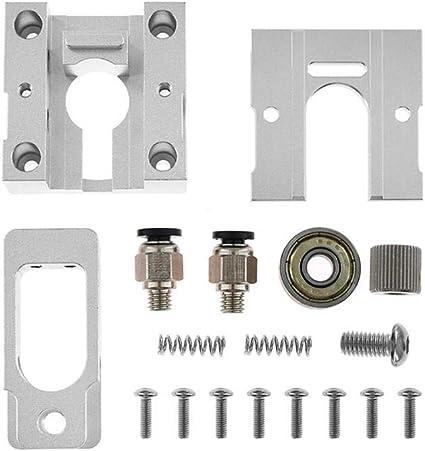learnarmy Máquina extrusora de Metal para Impresora 3D, extrusora ...