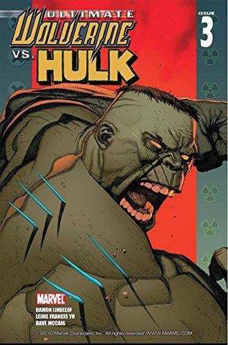 Ultimate Wolverine vs. Hulk #3 (of 6)