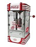 Nostalgia Coca-Cola Series RKP630COKE 2.5-Ounce Kettle Popcorn Maker