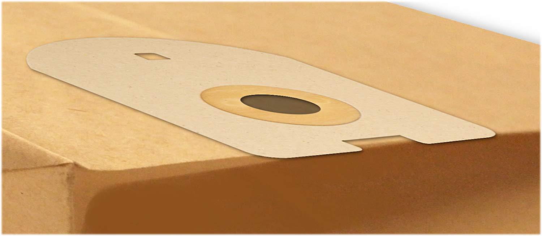 10 Sacchetto per aspirapolvere adatto per HOOVER SC 146