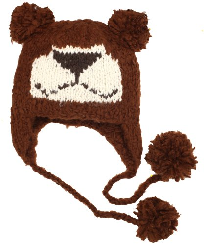 Made of Me Women's Yogi Heidi Hat, Fresco Brown, One Size