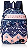 Roxy Women's Always Core Backpack, medium blue newport border southwest 1SZ