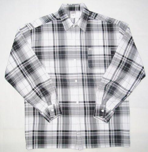 CAL TOP(キャルトップ)チェック柄シャツ長袖