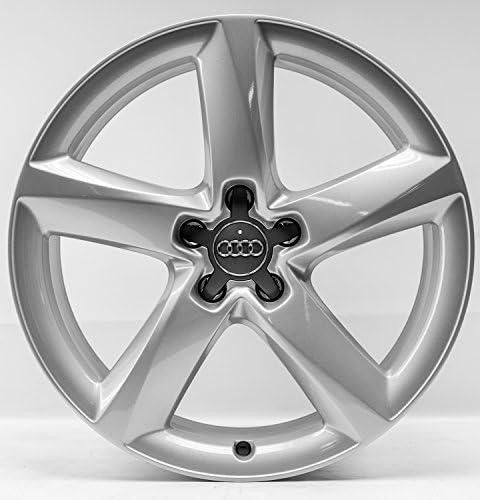 Audi A4 8 K B8 Allroad 19 pulgadas Sportsline Llantas Original Audi OE OEM Llantas 4h de c: Amazon.es: Coche y moto