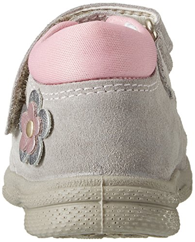 Superfit Sandales Polly Bout Beige Ouvert Kombi Pebble Fille fAgfrx