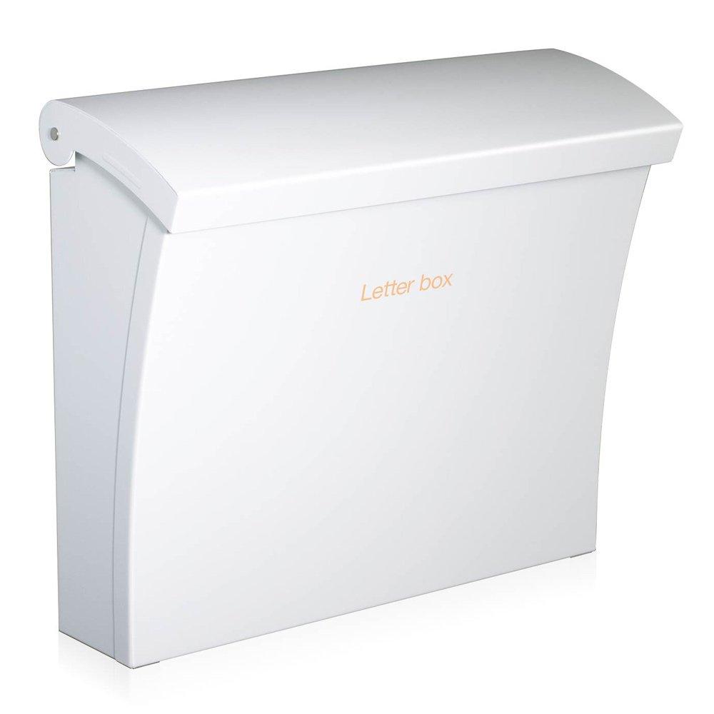 コーワソニア 可変式ダイヤル錠付ポスト Luce ホワイト B00NSGPMFG 23178 ホワイト ホワイト