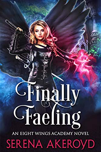 Finally Faeling by Serena Akeroyd