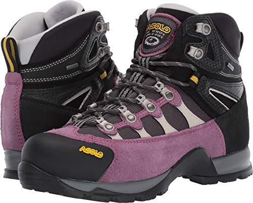 - Asolo Stynger Gore-Tex Hiking Boot - Women's Grapeade/Gunmetal, 7.5