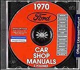 1970 MERCURY REPAIR SHOP & SERVICE MANUAL CD. Mercury Marquis, Marquis Brougham, Meteor (Canada), Montego, Montego MX, Monteg MX Brougham, Montego Villager, Monterey, Monterey Custom. 70
