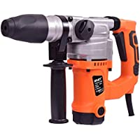Goplus Electric Rotary Hammer Demolition At A Glance