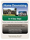 img - for Home Downsizing in Four Easy Steps book / textbook / text book