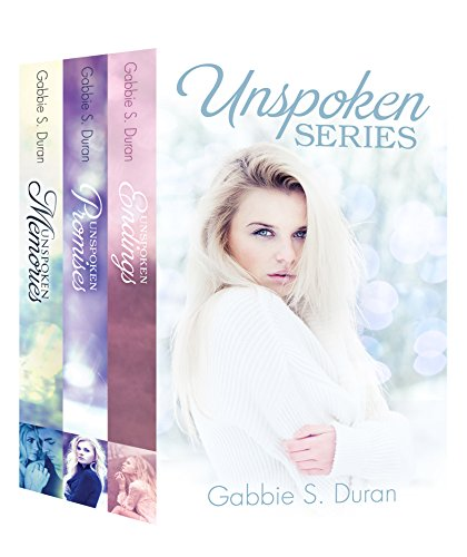 Unspoken Series Box Set (Books 1-3)