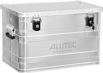 d5dc8ecd8 Maletas Cajas de aluminio varios tamaños - Serie B - Aluminio, 070 Litros:  Amazon.es: Bricolaje y herramientas