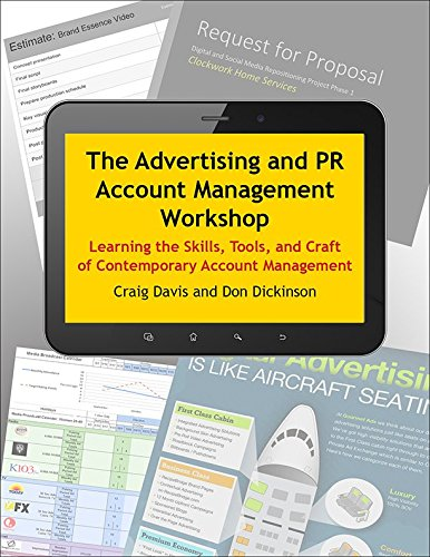 The Advertising and PR Account Management Workshop
