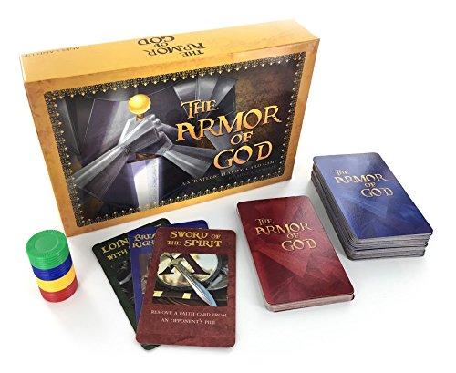 Armor of God Game ebook